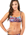ARABIAN NIGHTS SOFT CUP BRALETTE BIKINI TOP