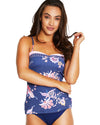 GILI ISLANDS MOULDED BANDEAU SINGLET TOP