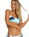 KINETIC MULTI FIT BANDEAU BIKINI TOP
