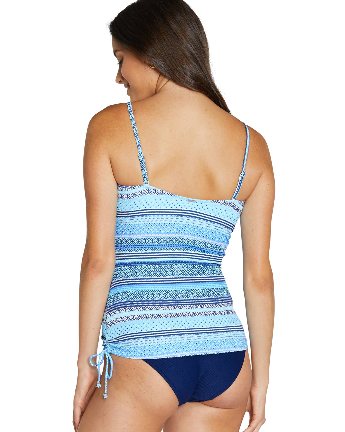 SPICED TRIBES MOULDED BANDEAU SINGLET TOP