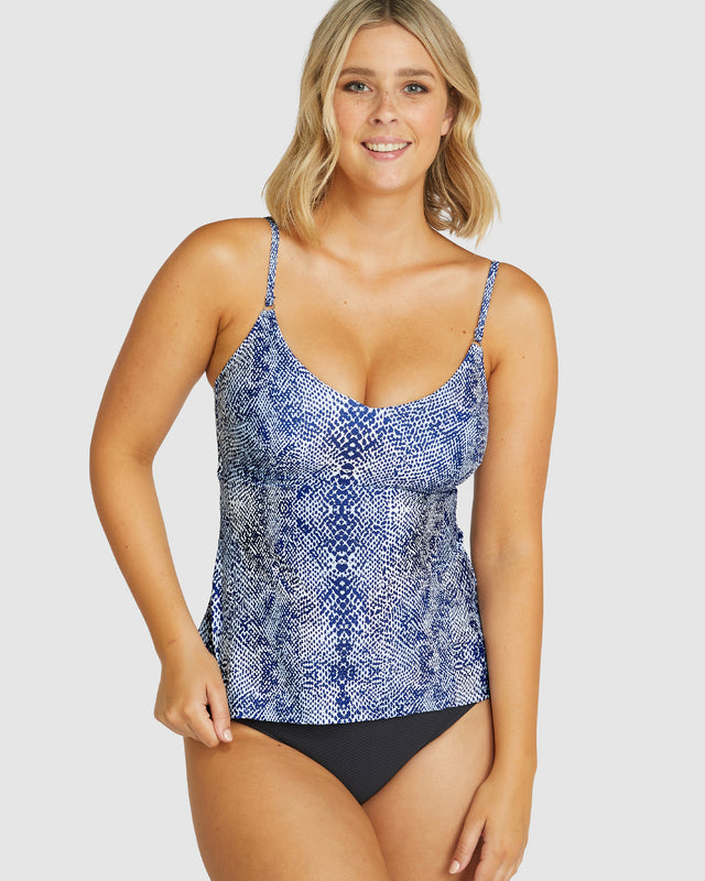 ANIMALIA LOOSE FIT TANKINI