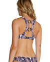 GONDWANA HIGH NECK RING BACK CROP