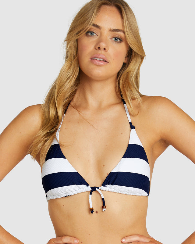 SIROCCO SLIDE TRIANGLE BIKINI TOP