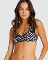 ZIMBABWE MULTI FIT UNDERWIRE BRA BIKINI TOP