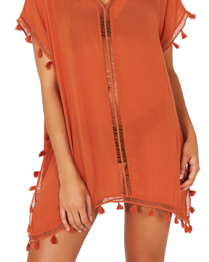 RESORTWEAR MOROCCAN KAFTAN