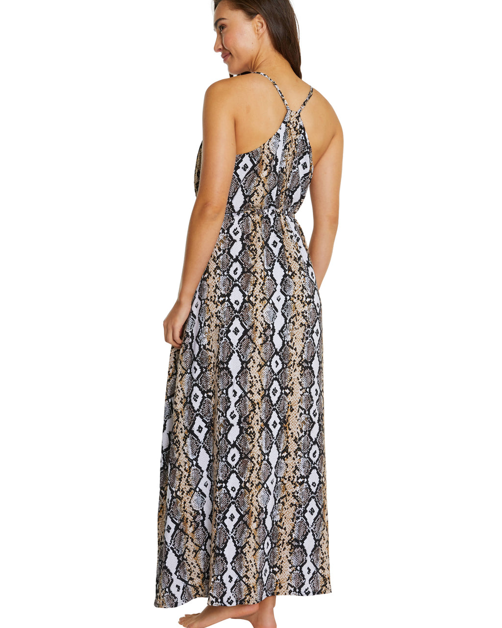 GONDWANA MAXI DRESS