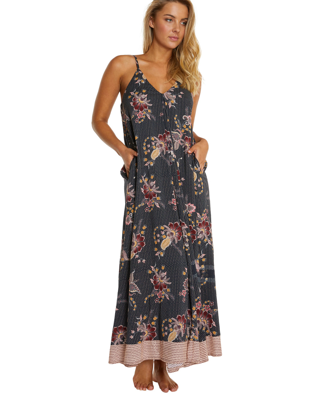 GILI ISLANDS MAXI DRESS