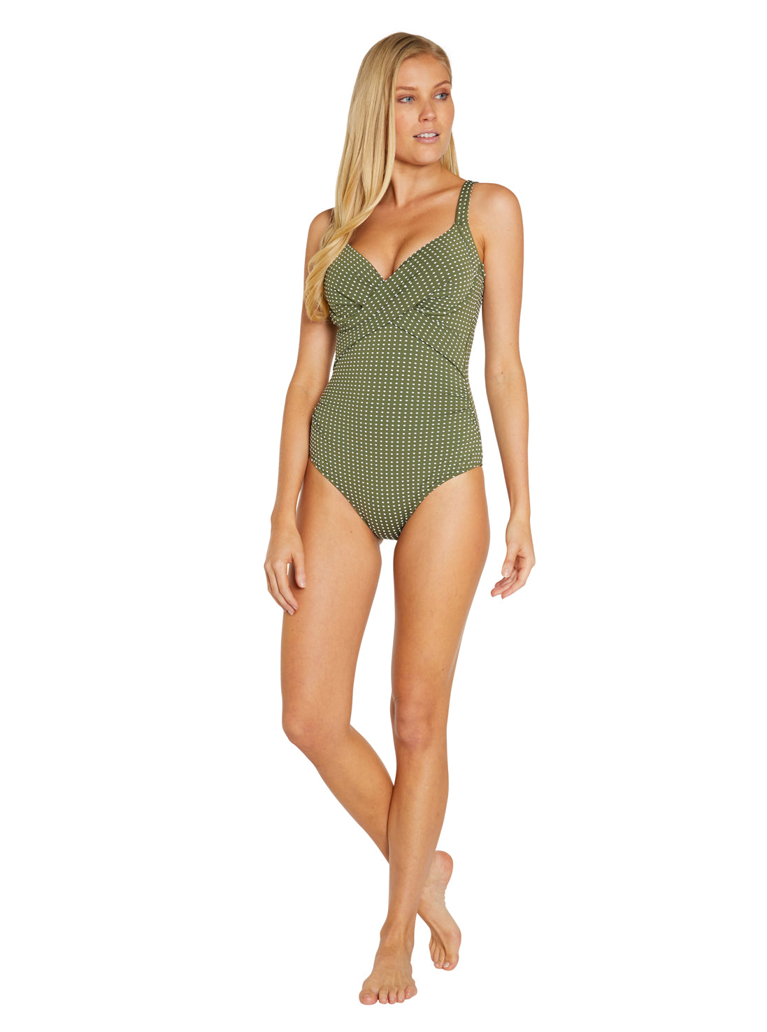 SPOTACULAR BOOSTER ONE PIECE SWIMSUIT