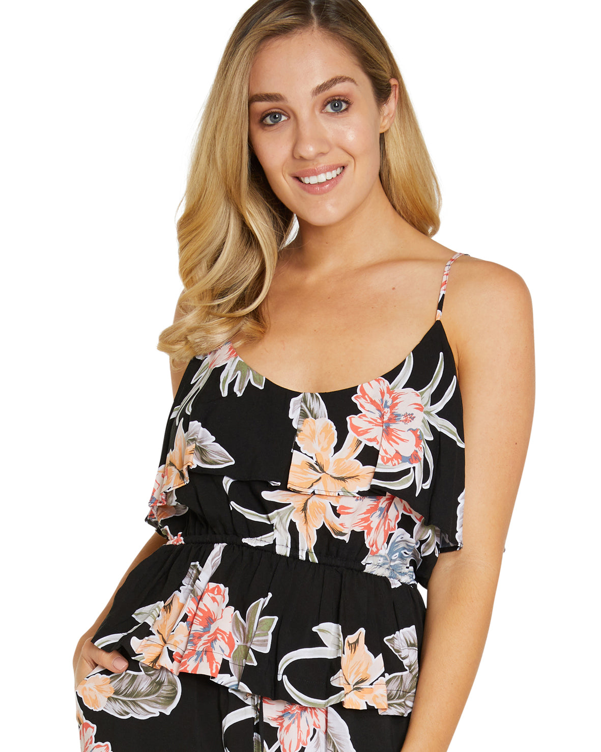 SOUTH PACIFIC CAMI TOP