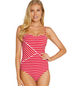 PORTOFINO MOULDED BANDEAU ONE PIECE
