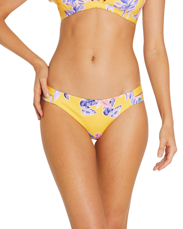 SOUTH PACIFIC TWIN STRAP HIPSTER BIKINI PANT