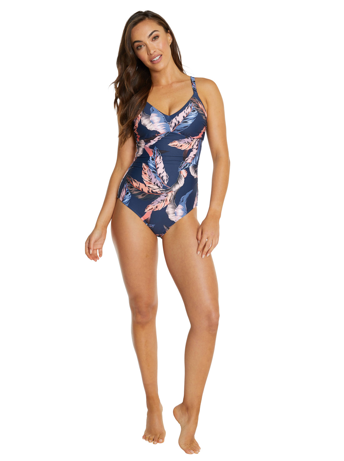 DOMINICA D-E UNDERWIRE ONE PIECE SWIMWEAR