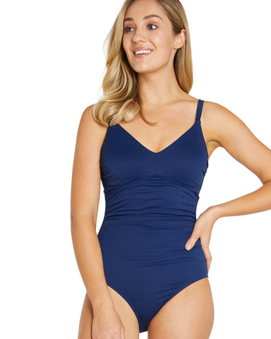 ROCOCCO UNDERWIRE ONE PIECE SWIMSUIT