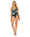 BARBADOS A-C CUP BRALETTE ONE PIECE SWIMSUIT