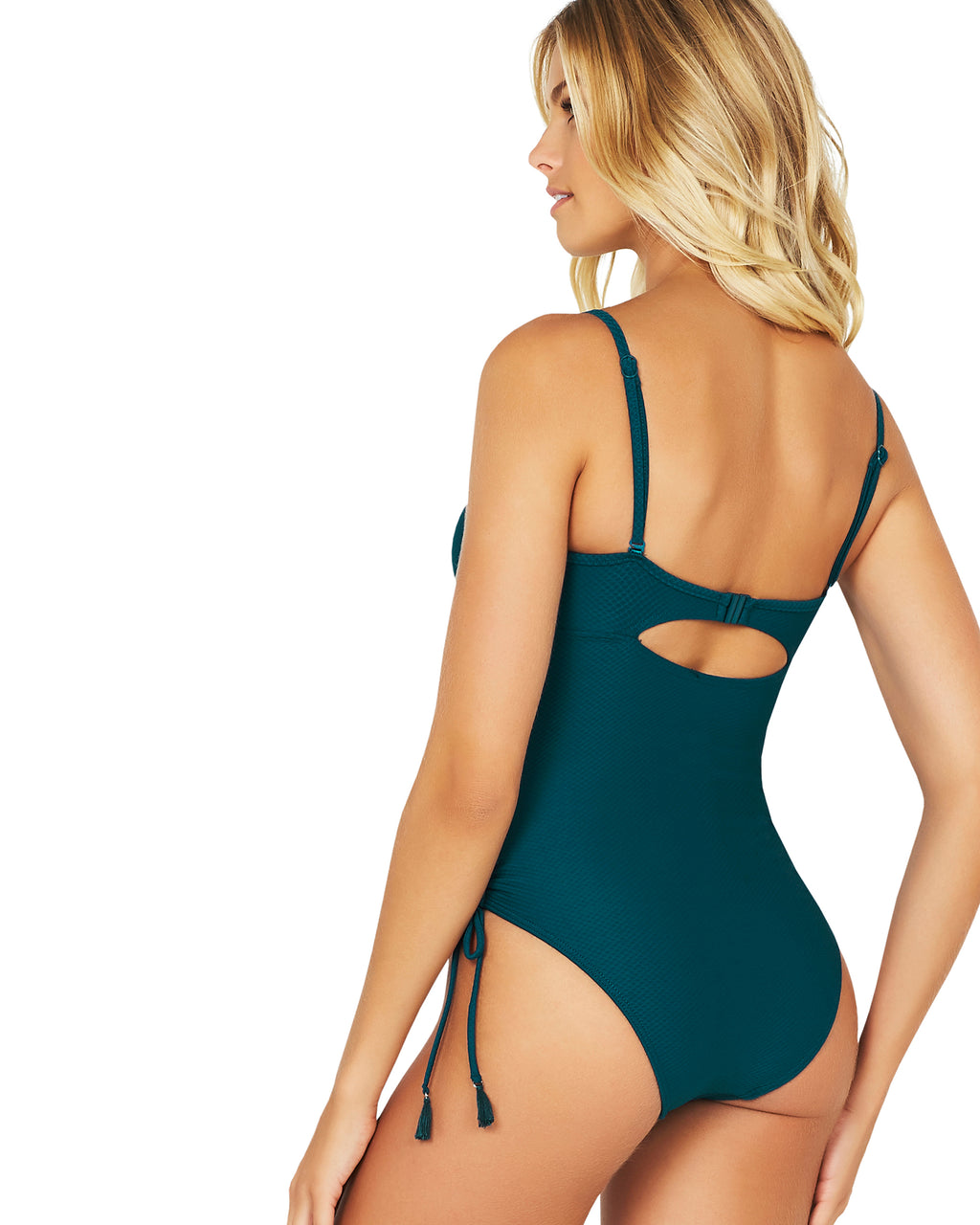 ROCOCCO A-C BRALETTE ONE PIECE SWIMSUIT