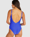 ROCOCCO LACEUP ONE PIECE
