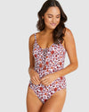 NUSA DUA LACE UP ONE PIECE