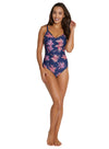 TAHITI D-E UNDERWIRE ONE PIECE SWIMSUIT