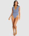 CASPIAN BELTED ONE PIECE