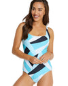 KINETIC D E UNDERWIRE ONE PIECE SWIMSUIT