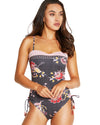 GILI ISLANDS BANDEAU ONE PIECE SWIMSUIT