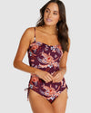 ULUWATU BANDEAU ONE PIECE
