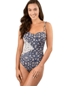 INDOCHINE MOULDED ONE PIECE SWIMSUIT