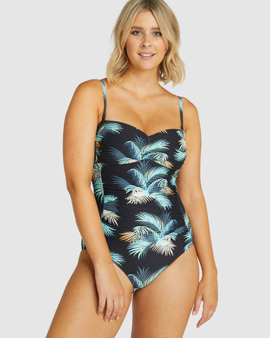 BARBADOS C-DD BANDEAU ONE PIECE SWIMSUIT