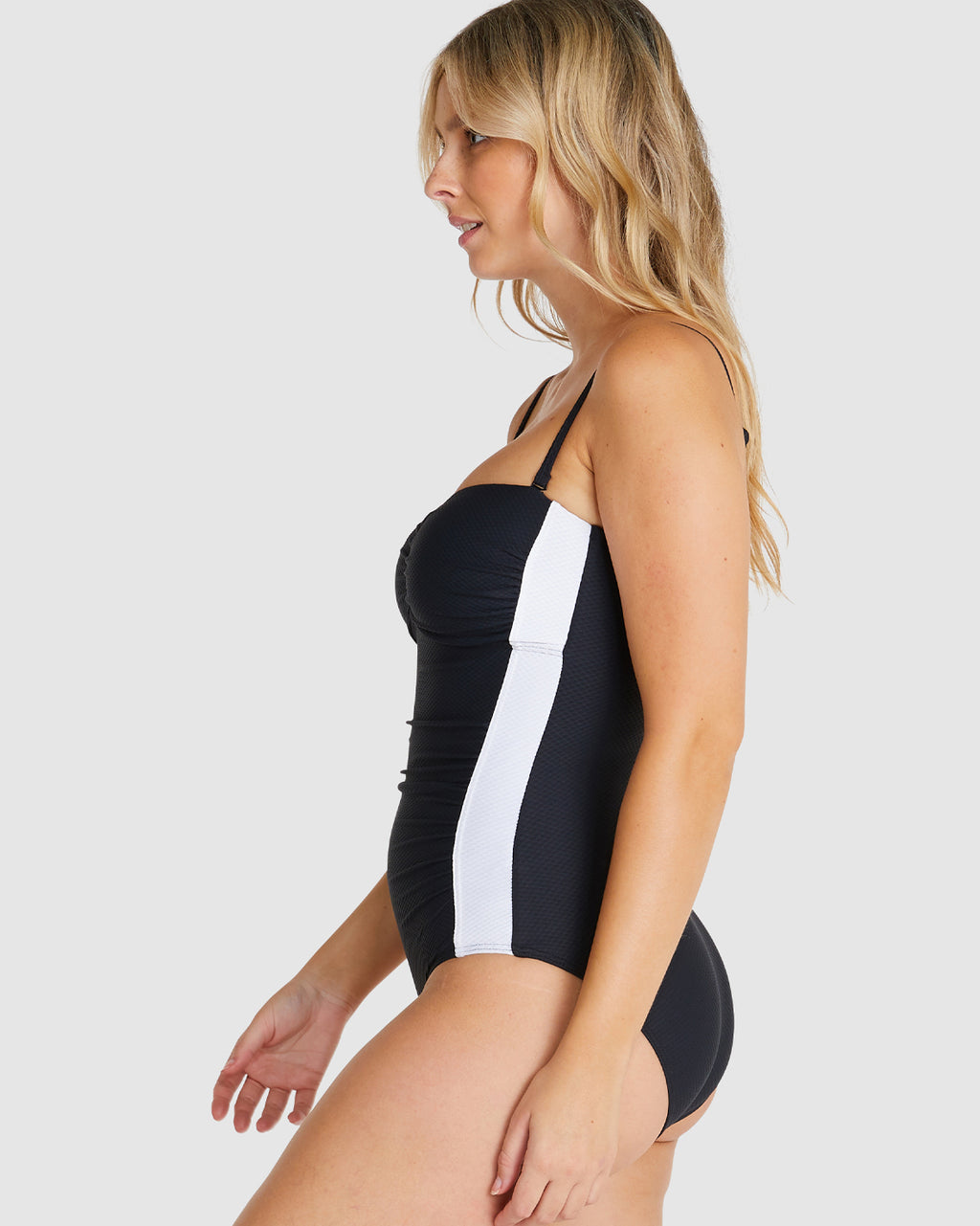 SWAN LAKE C-DD BANDEAU ONE PIECE