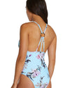 ARUBA RING BACK ONE PIECE SWIMWEAR