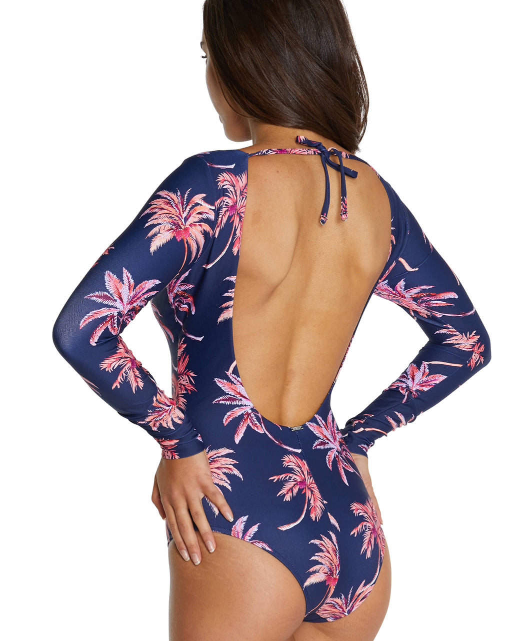 TAHITI LONG SLEEVE SURF SUIT
