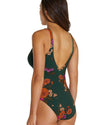 SOMERSET D-E LONGLINE ONE PIECE SWIMSUIT