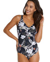 KOKOMO D-E UNDERWIRE ONE PIECE SWIMSUIT