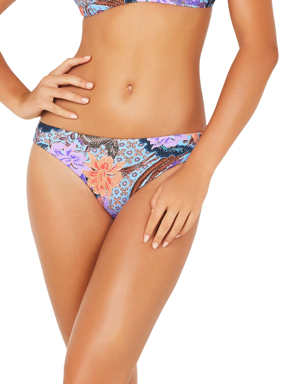 BATIKA BEACH REGULAR BIKINI PANT