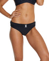 ROCOCCO BELTED BOND GIRL HIPSTER BIKINI PANT