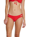ROCOCCO CUT OUT HIPSTER BIKINI PANT