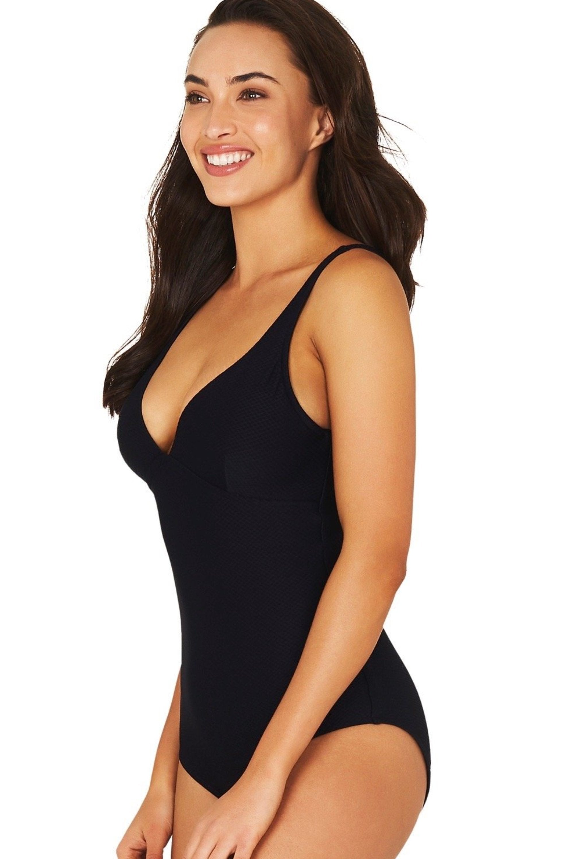 ROCOCCO LONGLINE MAILLOT SWIMSUIT