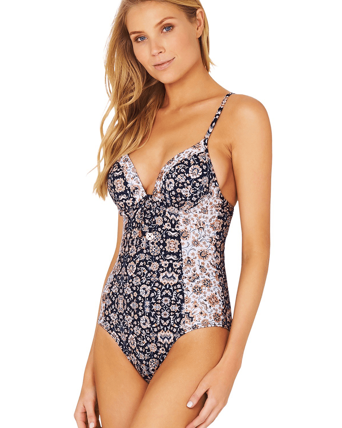 INDOCHINE BOOSTER ONE PIECE SWIMSUIT