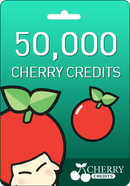 Cherry credits 50000 - Latin Gamer Shop