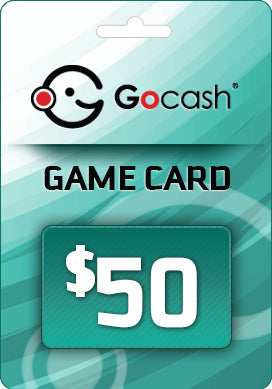 Gocash 50 USD - Latin Gamer Shop