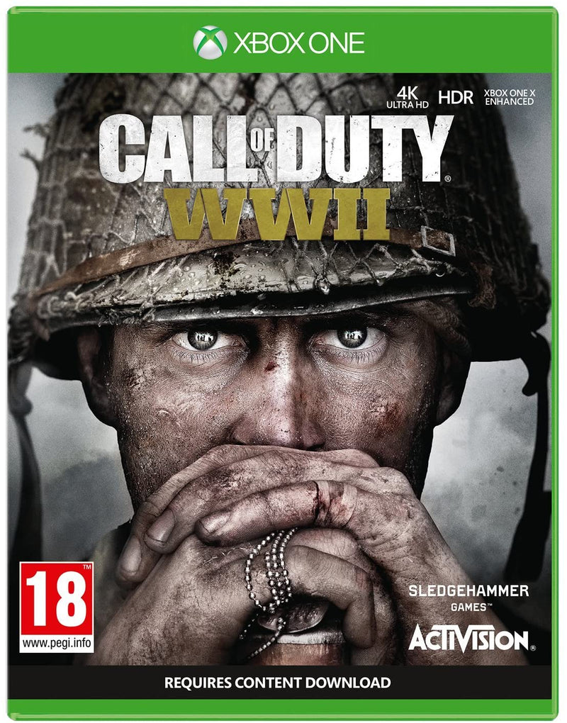 Call of duty WWII Xbox one - Latin Gamer Shop