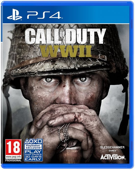 Call of duty WWII PS4 - Latin Gamer Shop