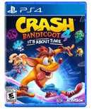 Crash Bandicoot 4: It´s about time PS4