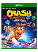Crash Bandicoot 4: It´s about time Xbox one - Series X