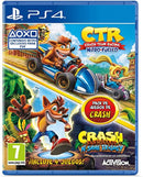 Crash bandicoot + CTR game bundle PS4 - Latin Gamer Shop