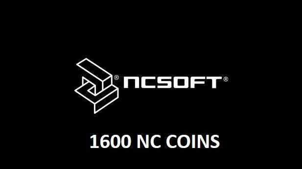 NCsoft 1600 coins - Latin Gamer Shop