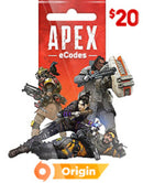 EA Origin Apex eCode 20 USD