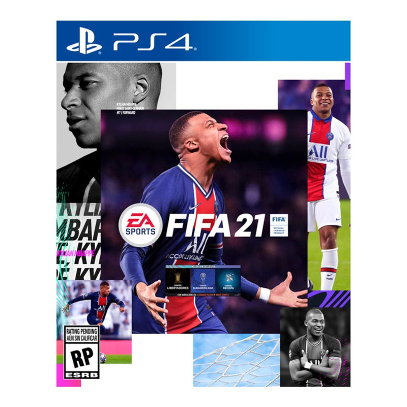 FIFA 21 PS4 original - Latin gamer shop