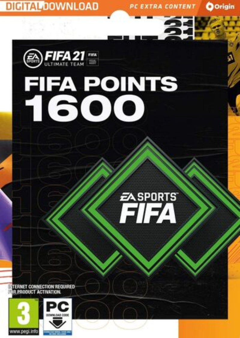 FIFA 21 FUT points 1600 - Latin gamer shop