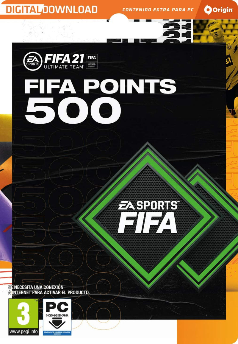 FIFA 21 FUT Points 500
